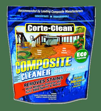 composite deck cleaner